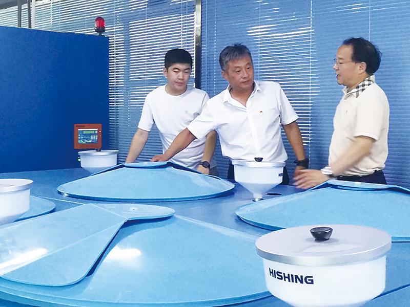 大连海洋大学-装备工程技术研究中心养殖循环实验系统