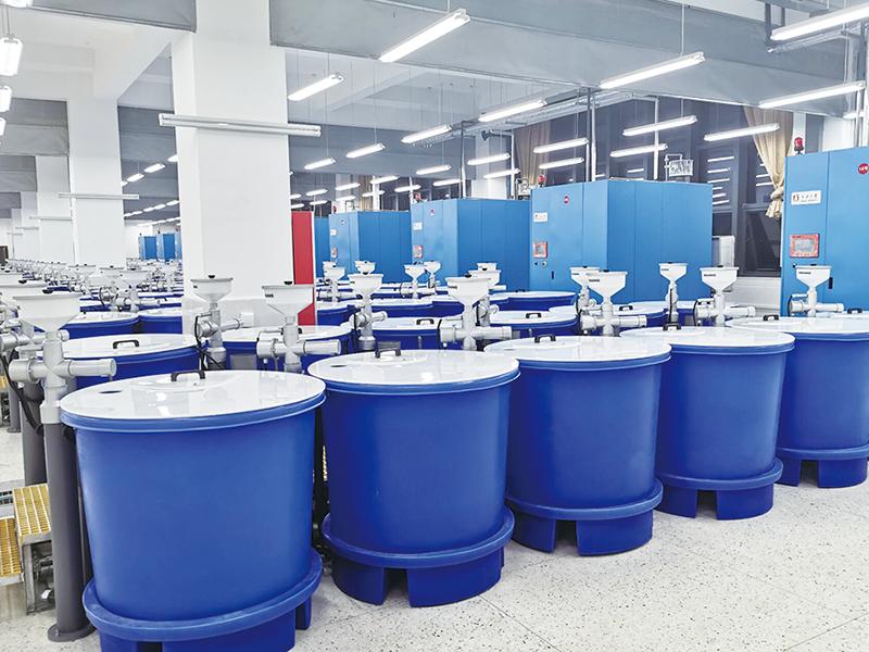 宁波大学 - 鱼类养殖实验系统、鱼类中试实验系统