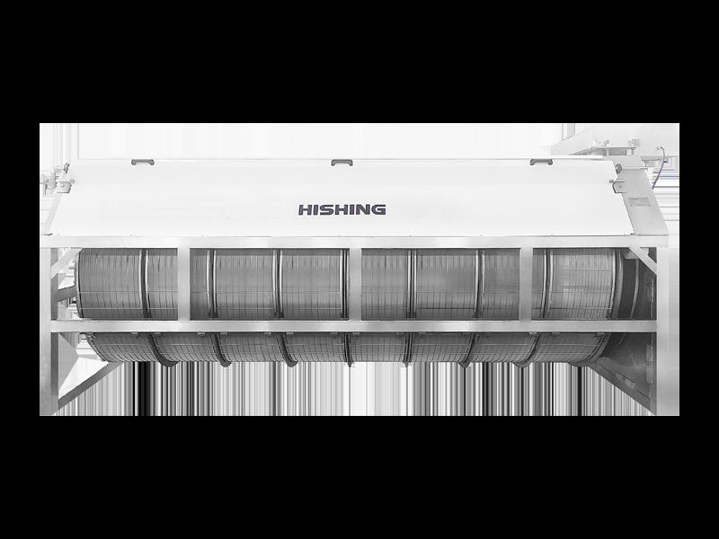 智能化转鼓微滤机 HS-DF160/32
