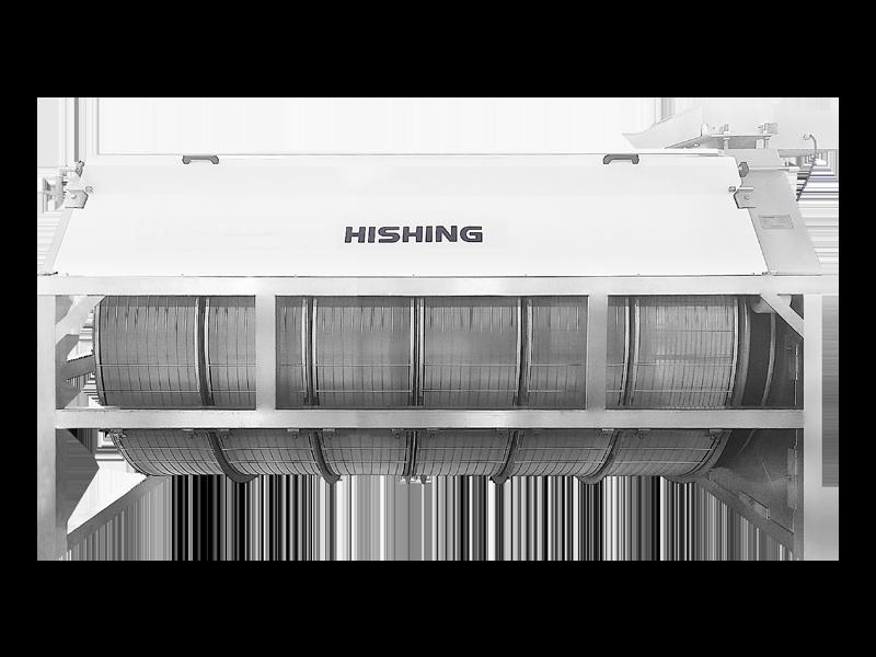 智能化转鼓微滤机 HS-DF160/24