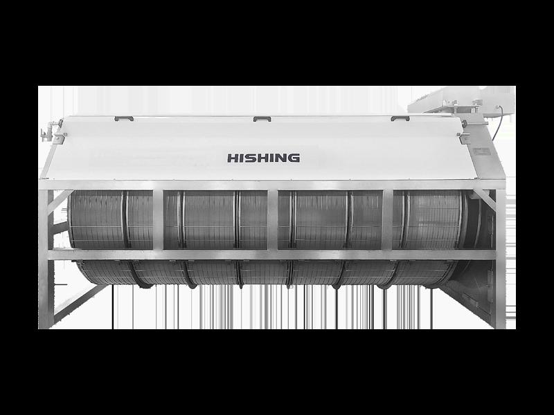 智能化转鼓微滤机 HS-DF160/28